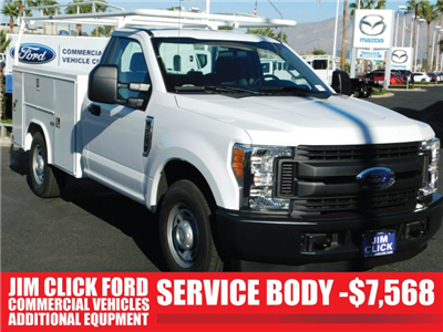 2017 F-250 Regular Cab Service Body #J172237 - photo 1