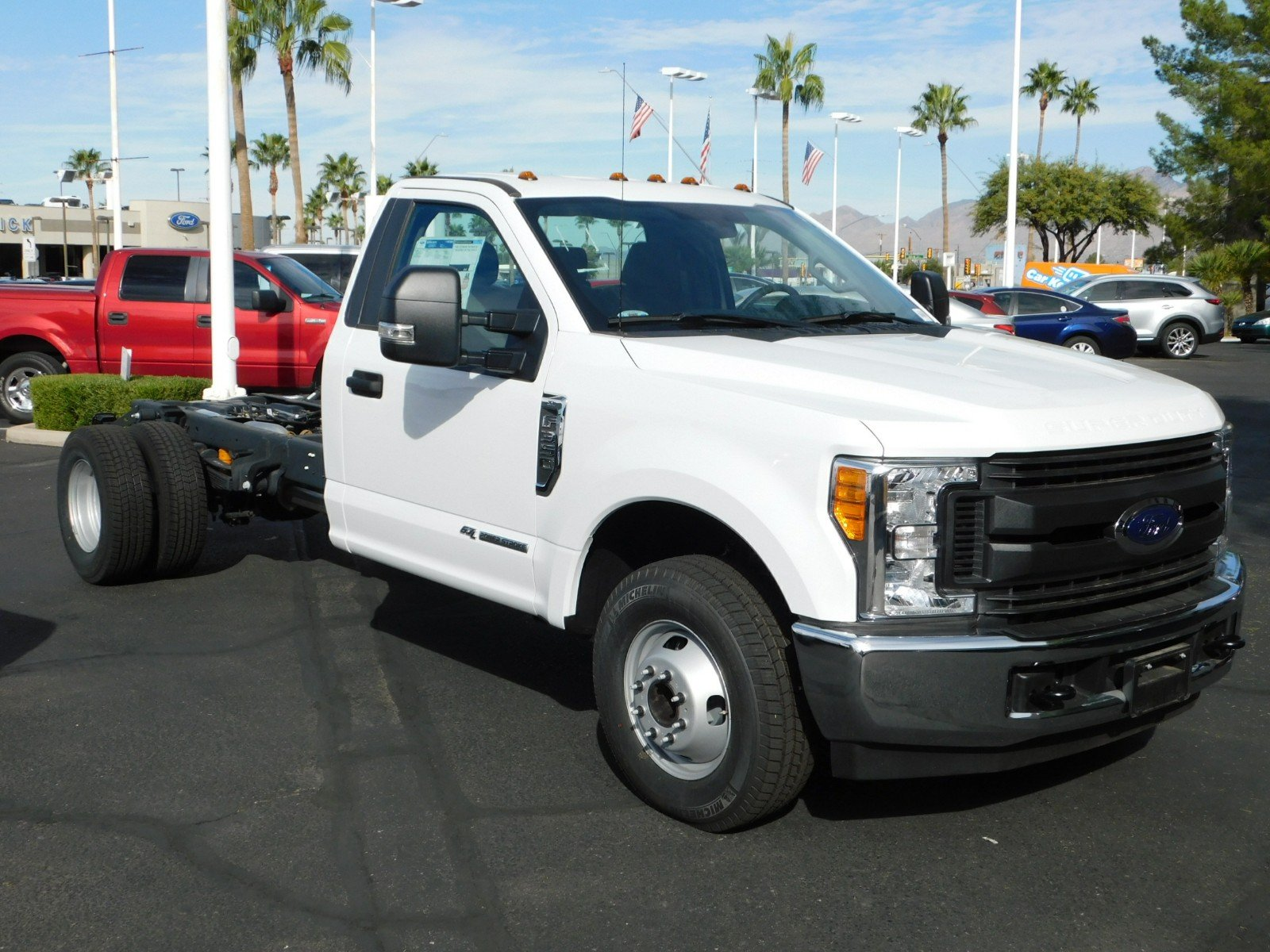 2017 F-350 Regular Cab DRW Cab Chassis #J172249 - photo 1