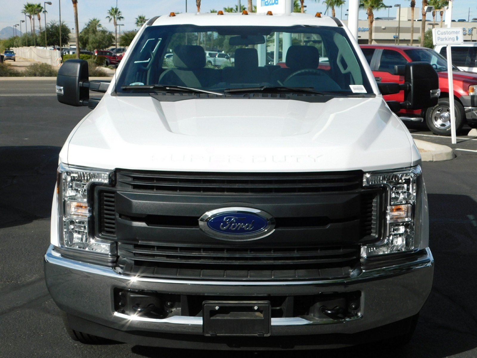 2017 F-350 Regular Cab DRW Cab Chassis #J172249 - photo 3