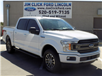 2018 F-150 Crew Cab 4x4 Pickup #J180035 - photo 1