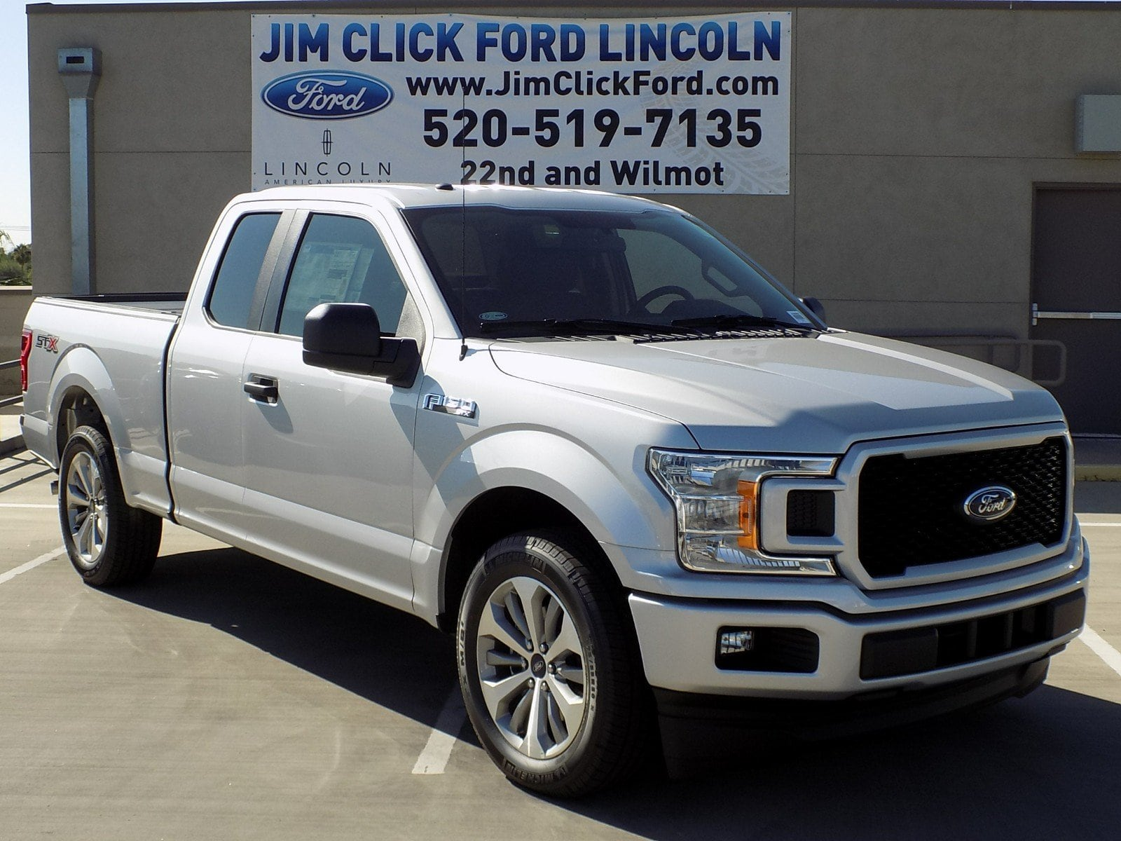 2018 F-150 Super Cab Pickup #J180050 - photo 1
