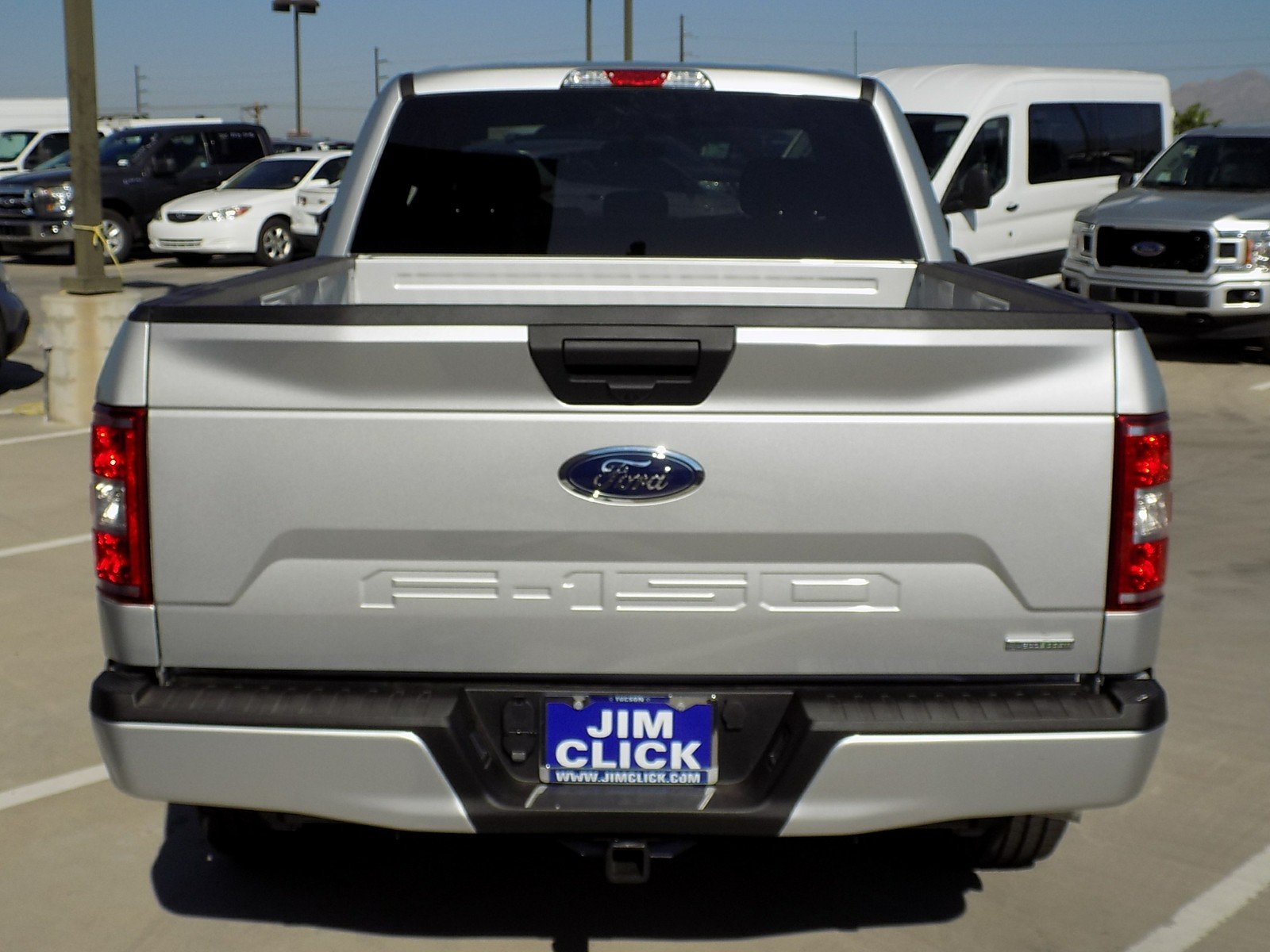 2018 F-150 Super Cab Pickup #J180050 - photo 2