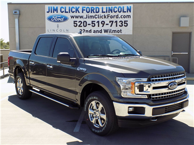2018 F-150 Crew Cab 4x4 Pickup #J180053 - photo 1