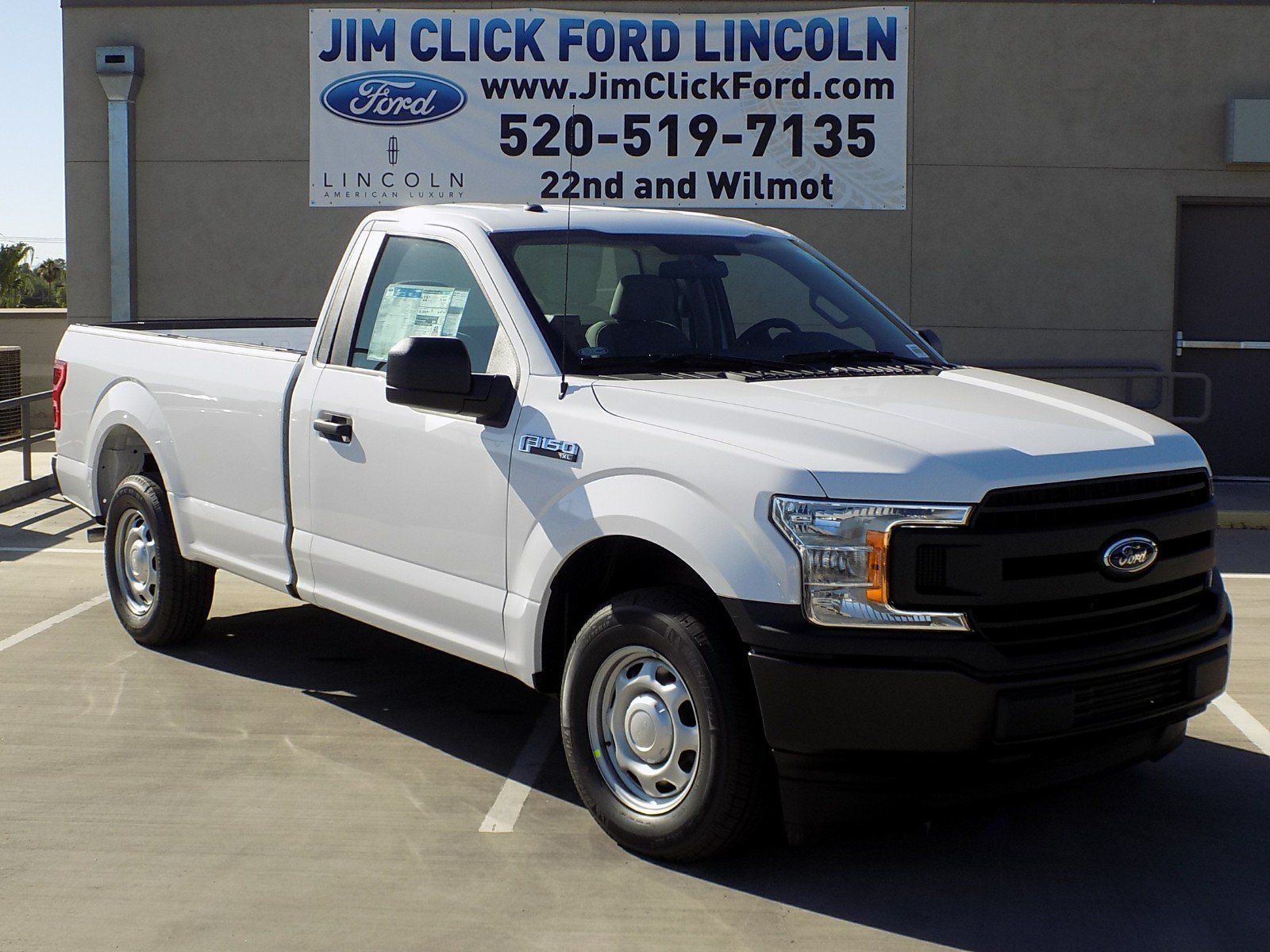 2018 F-150 Regular Cab Pickup #J180067 - photo 1