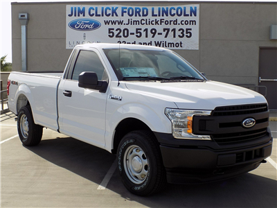 2018 F-150 Regular Cab 4x4 Pickup #J180070 - photo 1