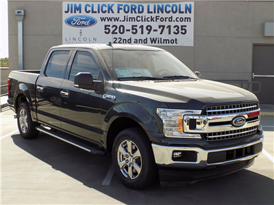 2018 F-150 Crew Cab Pickup #J180074 - photo 1