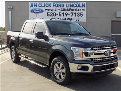 2018 F-150 Crew Cab 4x4 Pickup #J180081 - photo 1