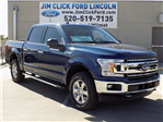 2018 F-150 Crew Cab 4x4 Pickup #J180090 - photo 1