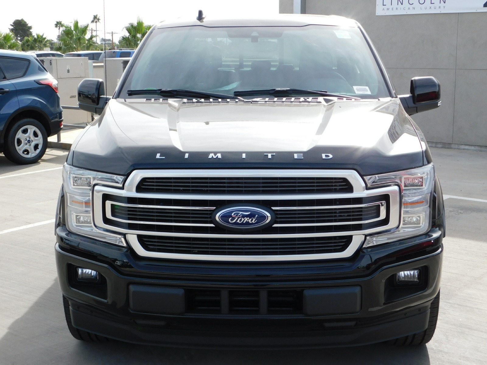 2018 F-150 SuperCrew Cab, Pickup #J180092 - photo 2