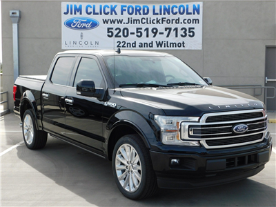 2018 F-150 SuperCrew Cab, Pickup #J180092 - photo 1