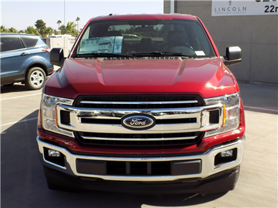 2018 F-150 Super Cab Pickup #J180094 - photo 3