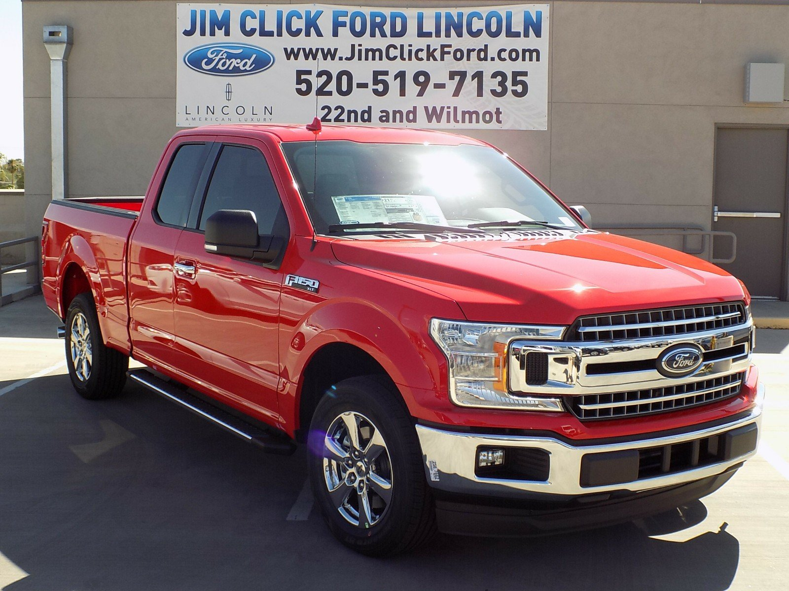 2018 F-150 Super Cab, Pickup #J180097 - photo 1