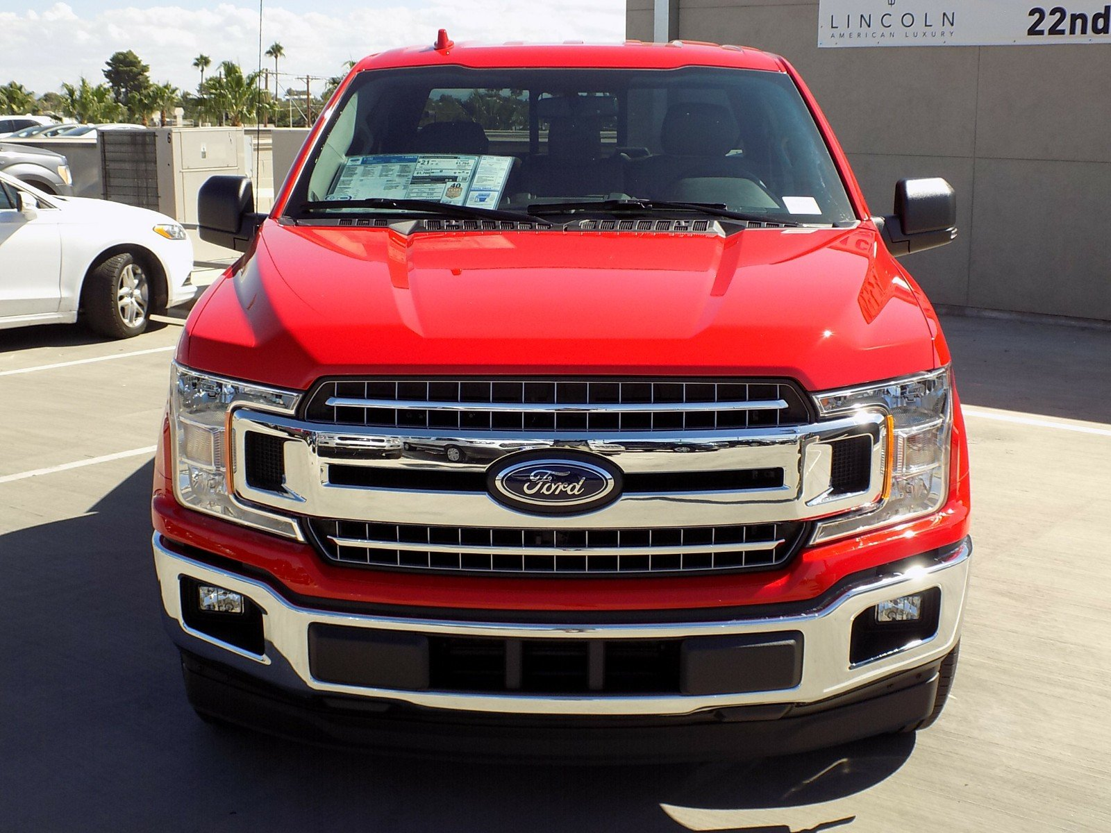 2018 F-150 Super Cab, Pickup #J180097 - photo 3
