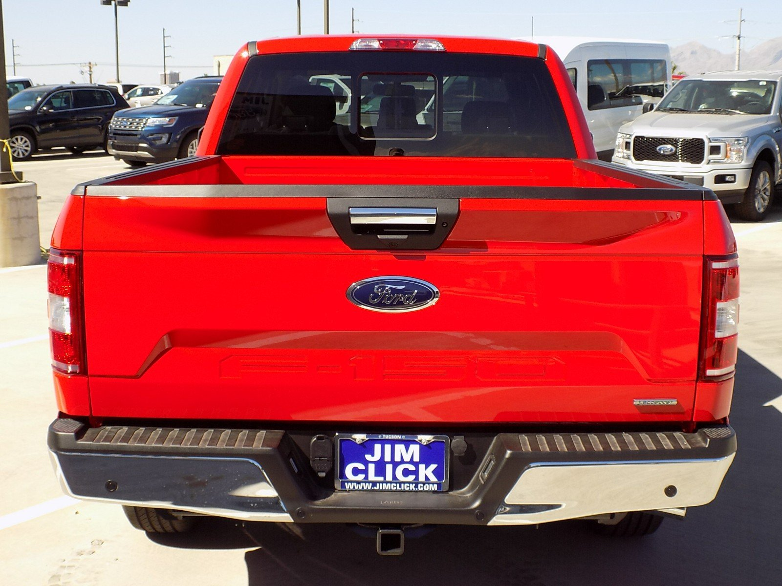 2018 F-150 Super Cab, Pickup #J180097 - photo 2