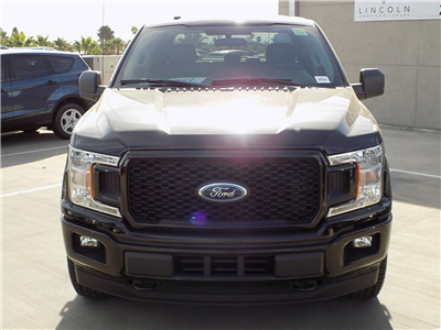 2018 F-150 Crew Cab 4x4, Pickup #J180110 - photo 3