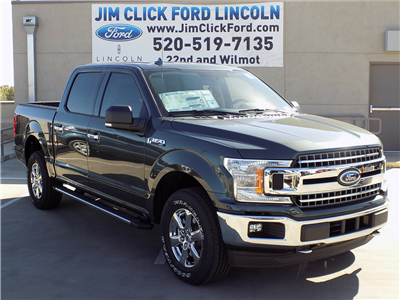 2018 F-150 Crew Cab 4x4 Pickup #J180112 - photo 1