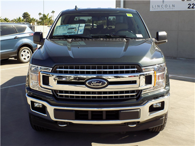 2018 F-150 Crew Cab 4x4 Pickup #J180112 - photo 3