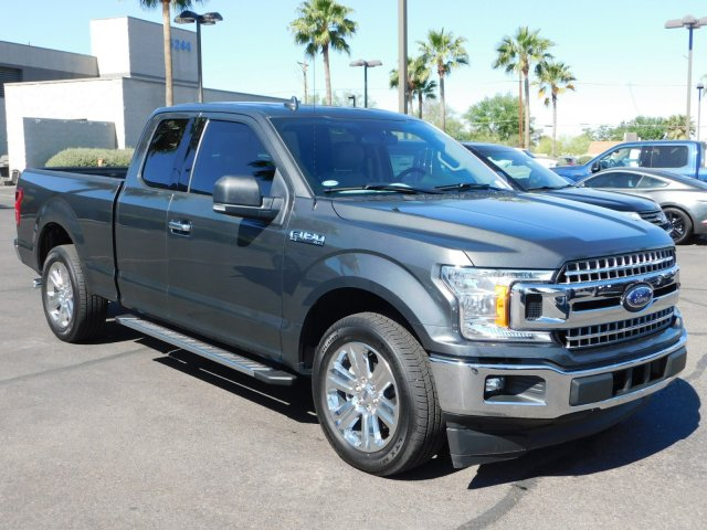 2018 F-150 Super Cab 4x2,  Pickup #J180116 - photo 1