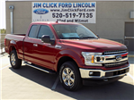 2018 F-150 Super Cab 4x4 Pickup #J180123 - photo 1