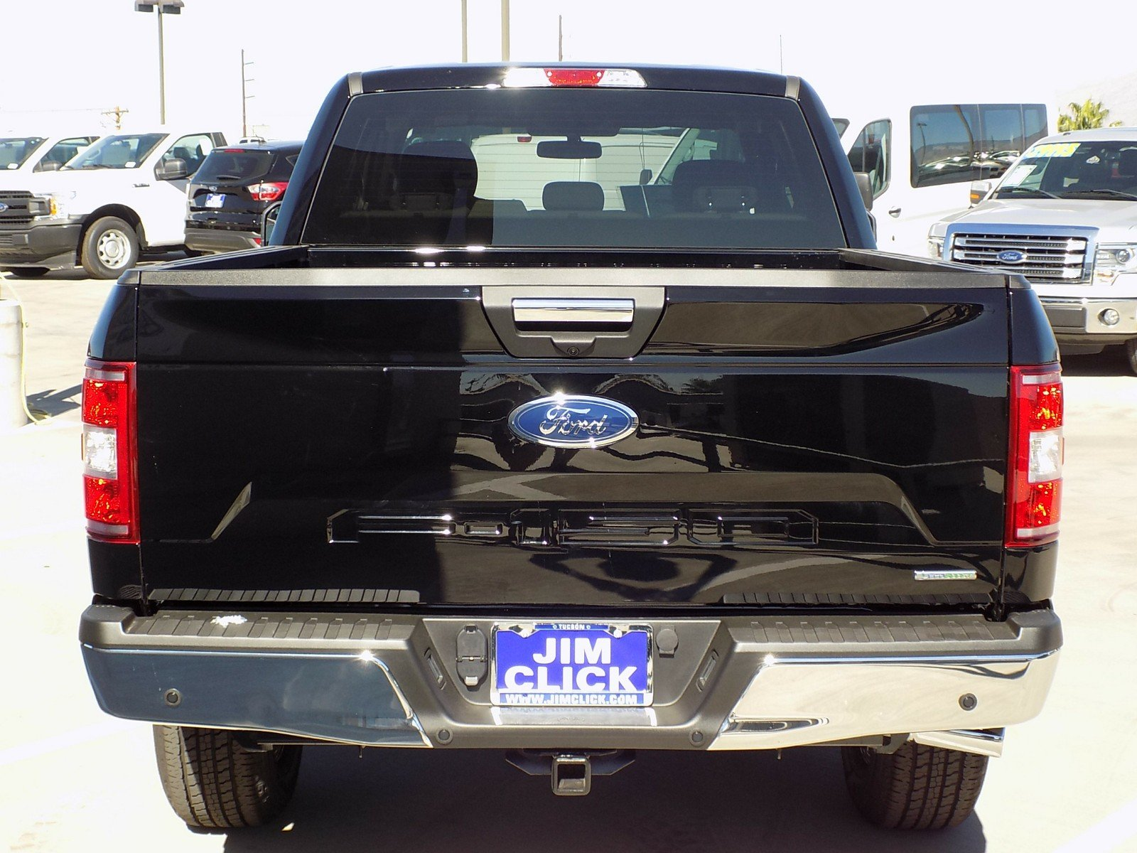 2018 F-150 Super Cab 4x4 Pickup #J180133 - photo 2