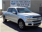 2018 F-150 Crew Cab 4x4 Pickup #J180135 - photo 1