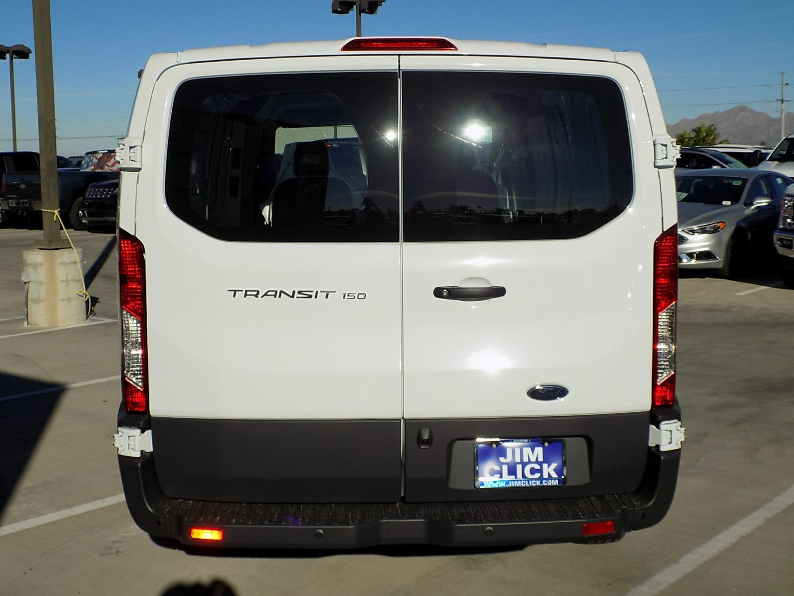 2018 Transit 150 Low Roof, Cargo Van #J180184 - photo 3