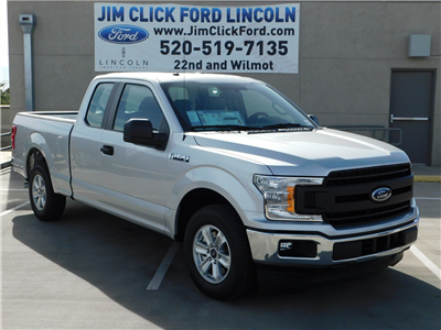 2018 F-150 Super Cab Pickup #J180198 - photo 1