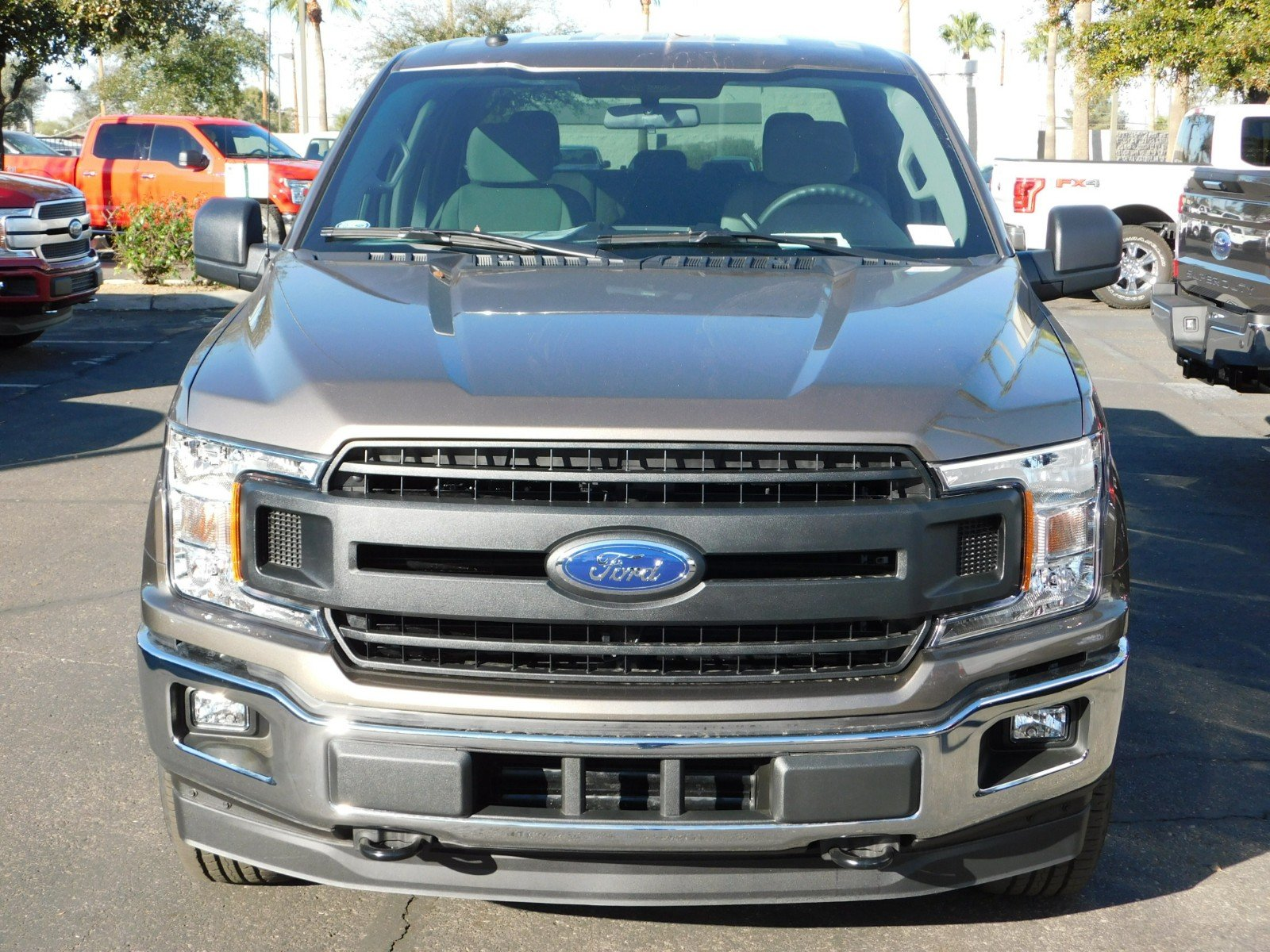 2018 F-150 Crew Cab 4x4, Pickup #J180216 - photo 2