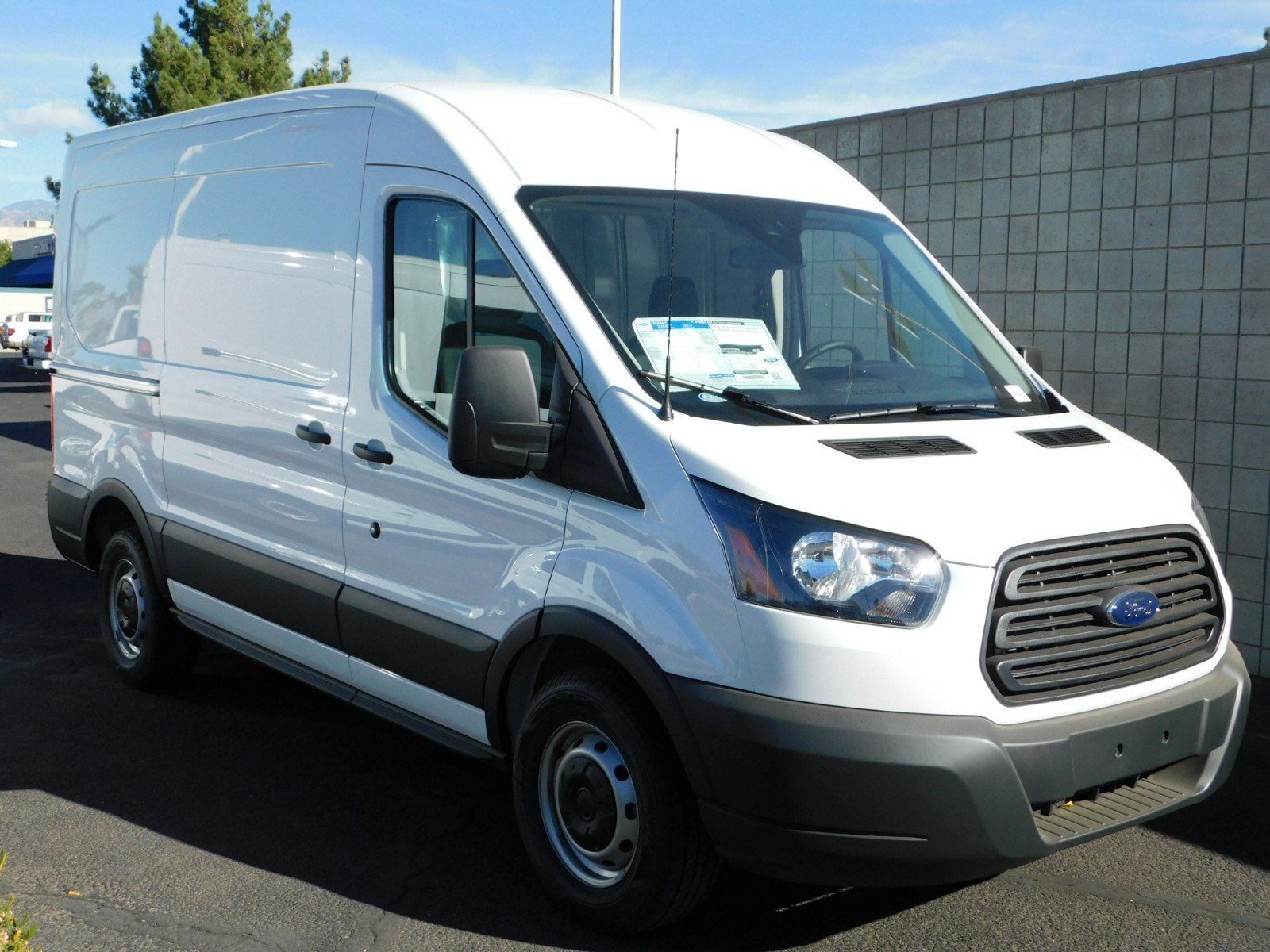 New 2018 Ford Transit 150 Cargo Van For Sale In Tucson Az