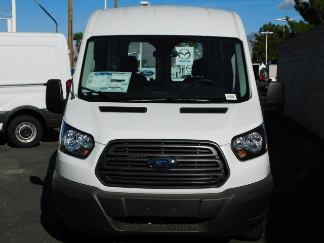 2018 Transit 150 Med Roof,  Empty Cargo Van #J180231 - photo 3