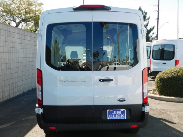 2018 Transit 150 Med Roof,  Empty Cargo Van #J180231 - photo 2