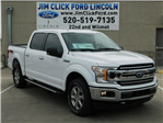2018 F-150 Crew Cab 4x4 Pickup #J180240 - photo 1