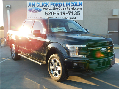2018 F-150 SuperCrew Cab 4x4, Pickup #J180308 - photo 1