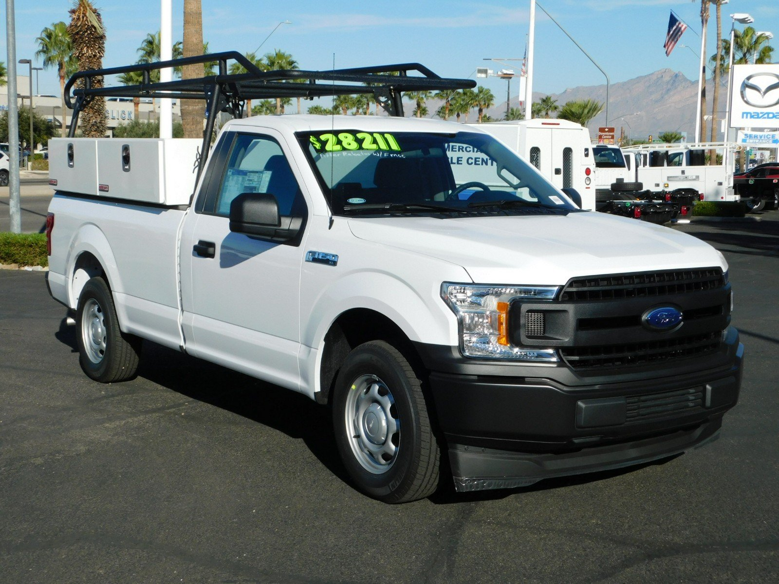 2018 F-150 Regular Cab Pickup #J180311 - photo 3