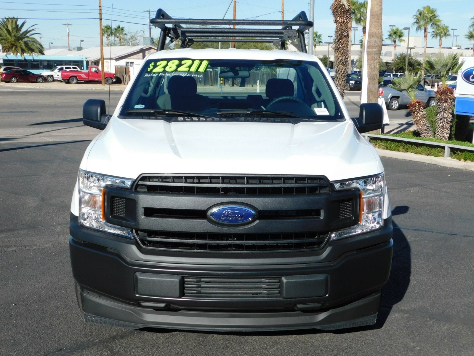 2018 F-150 Regular Cab Pickup #J180311 - photo 4