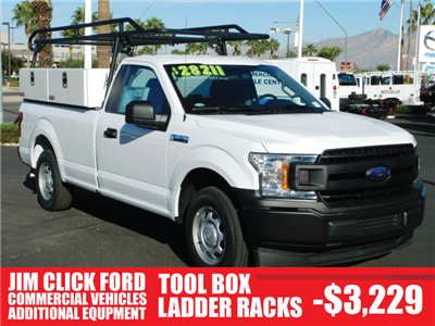 2018 F-150 Regular Cab Pickup #J180311 - photo 1