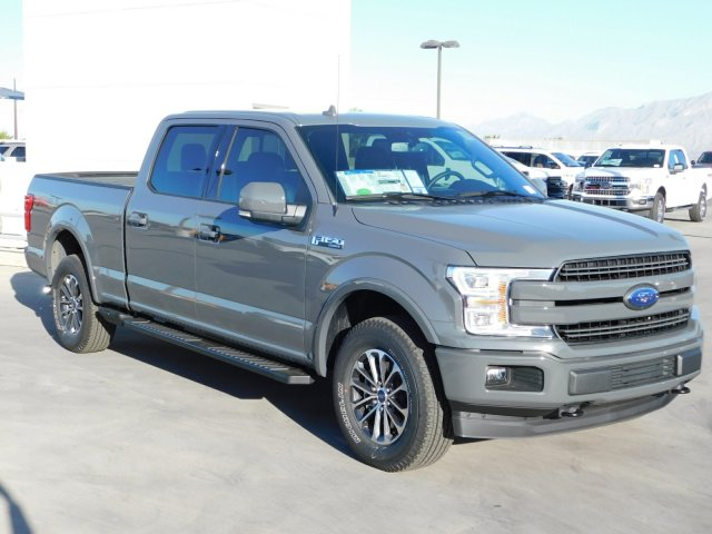2018 F-150 SuperCrew Cab 4x4,  Pickup #J180420 - photo 1