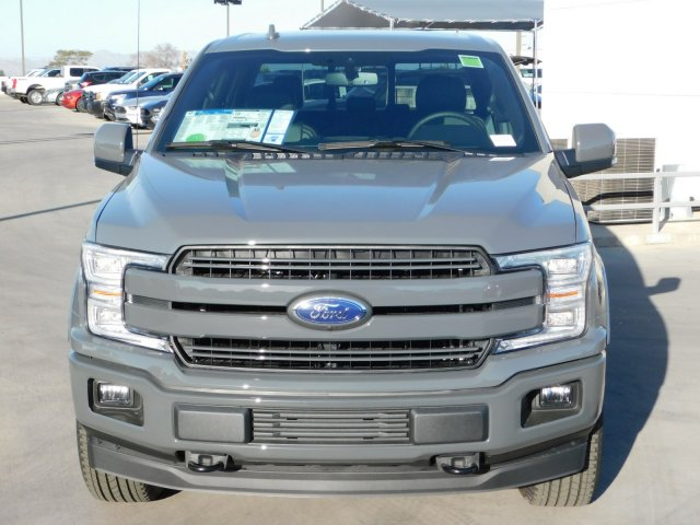 2018 F-150 SuperCrew Cab 4x4,  Pickup #J180420 - photo 3
