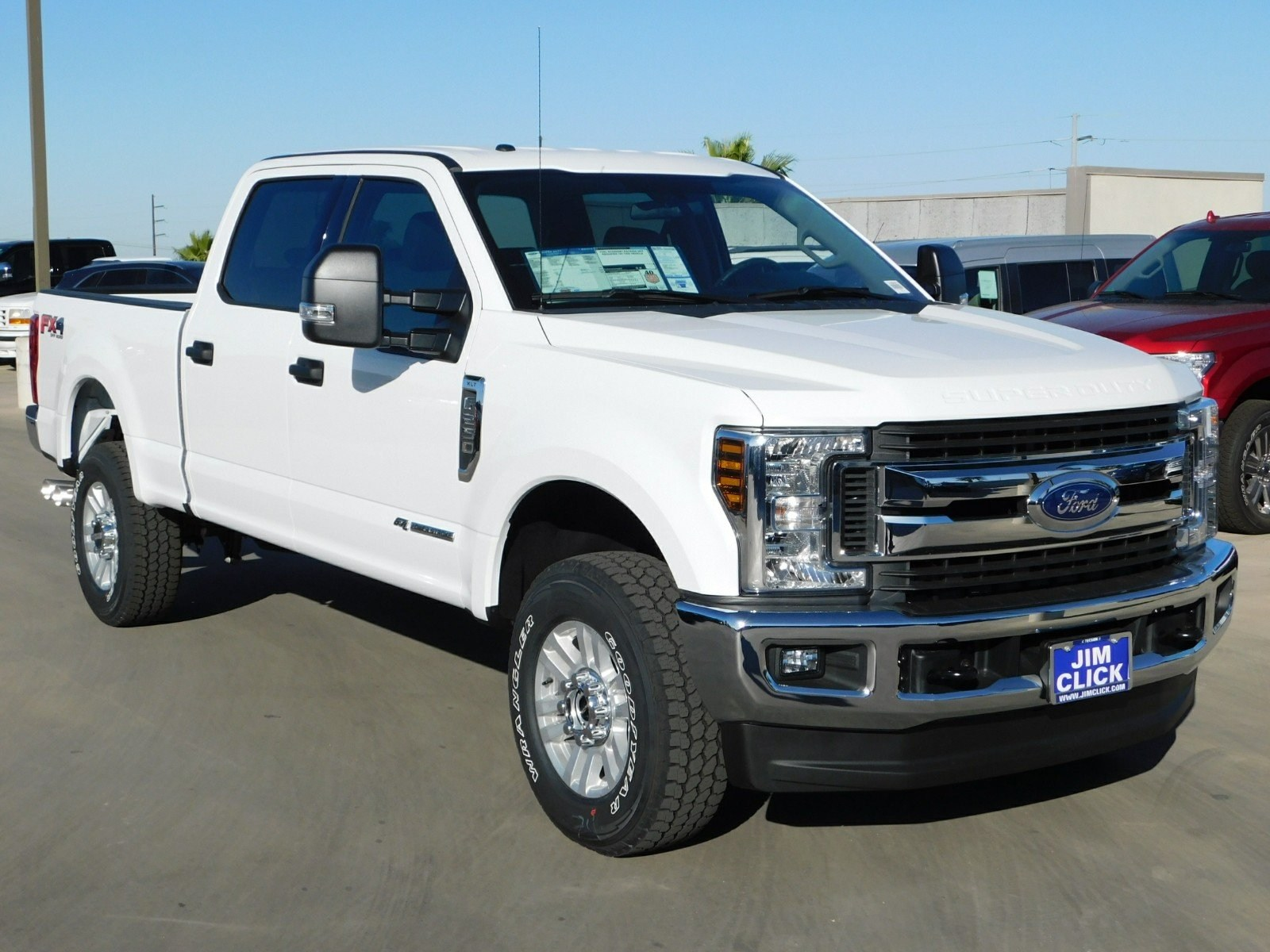 2018 F-250 Crew Cab 4x4, Pickup #J180431 - photo 1