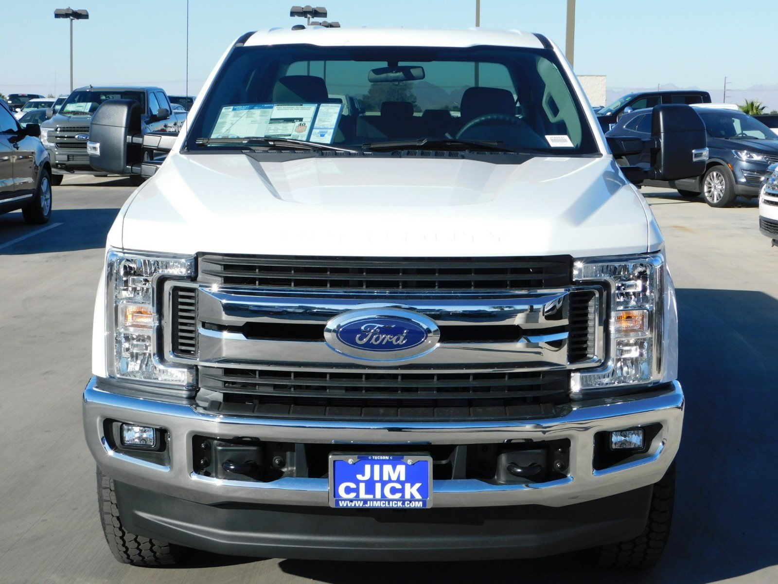 2018 F-250 Crew Cab 4x4, Pickup #J180431 - photo 2