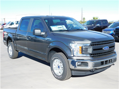 2018 F-150 SuperCrew Cab 4x4, Pickup #J180503 - photo 1