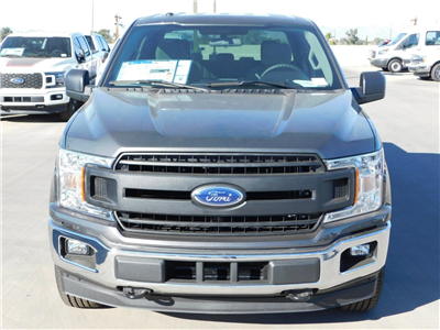 2018 F-150 SuperCrew Cab 4x4, Pickup #J180503 - photo 3