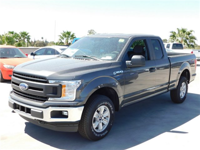 2018 F-150 Super Cab 4x4,  Pickup #J180534 - photo 5