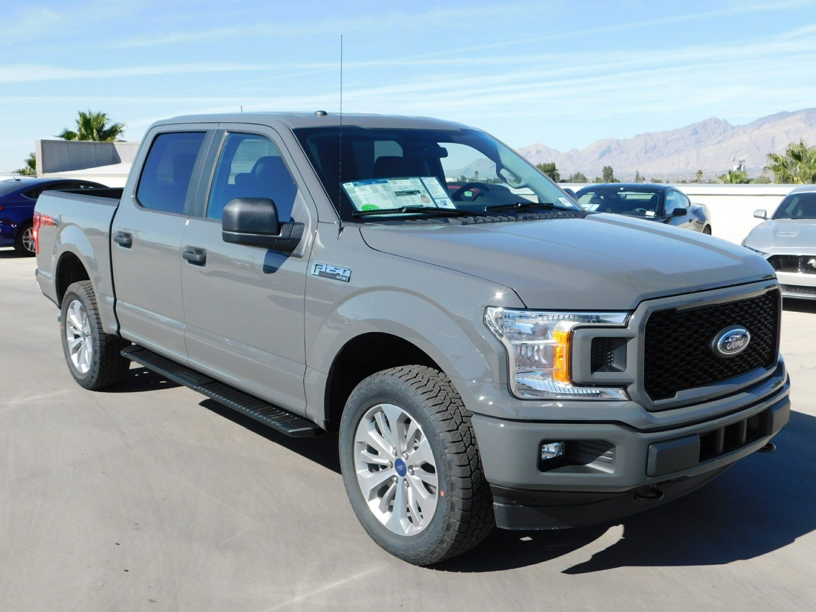 2018 F-150 SuperCrew Cab 4x4, Pickup #J180550 - photo 1