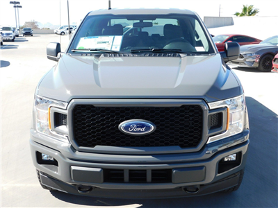 2018 F-150 SuperCrew Cab 4x4, Pickup #J180550 - photo 3