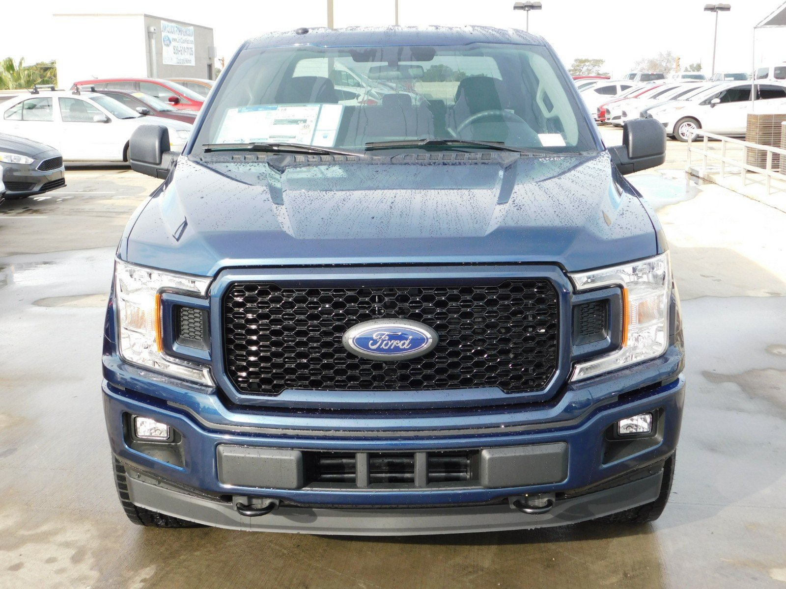 2018 F-150 Crew Cab 4x4, Pickup #J180605 - photo 3