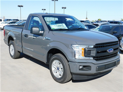 2018 F-150 Regular Cab, Pickup #J180644 - photo 1