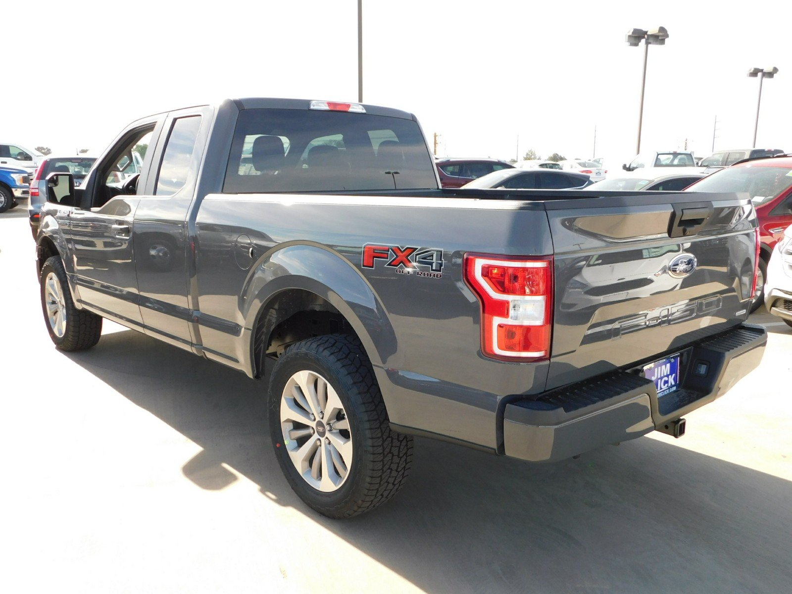 2018 F-150 Super Cab 4x4, Pickup #J180788 - photo 2