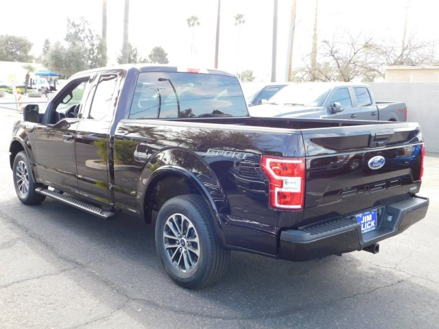 2018 F-150 Super Cab 4x2,  Pickup #J180814 - photo 4