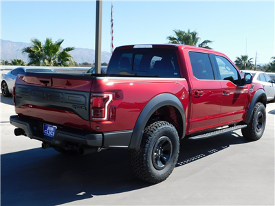 2018 F-150 SuperCrew Cab 4x4, Pickup #J180840 - photo 4
